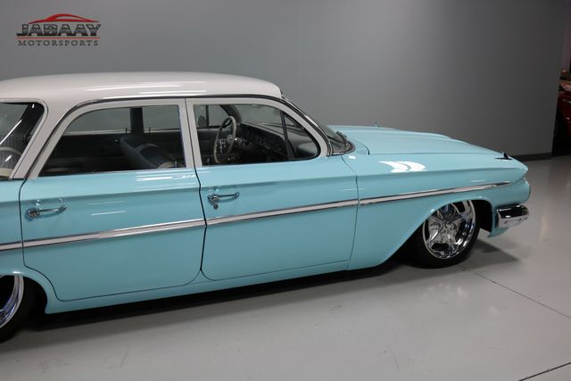 1961 Chevrolet Bel Air Merrillville, Indiana 40