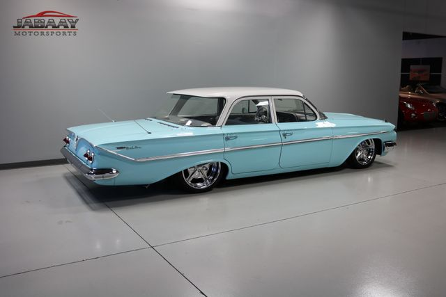 1961 Chevrolet Bel Air Merrillville, Indiana 41