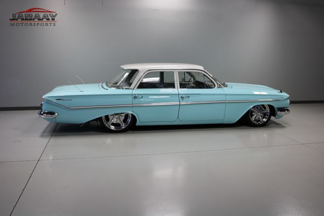 1961 Chevrolet Bel Air Merrillville, Indiana 42