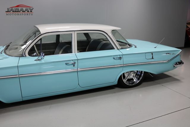 1961 Chevrolet Bel Air Merrillville, Indiana 34