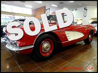1961 Chevrolet Corvette San Diego, California