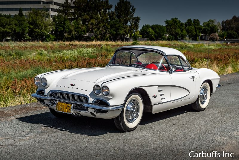 1961 Chevrolet Corvette Roadster | Concord, CA | Carbuffs in Concord, CA