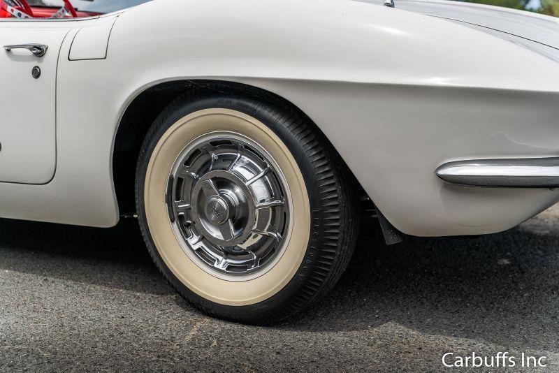 1961 Chevrolet Corvette Roadster | Concord, CA | Carbuffs in Concord, CA