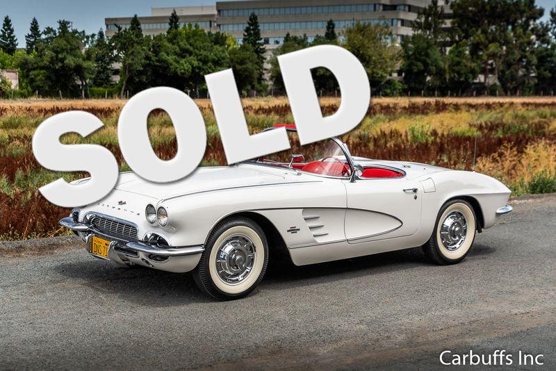 1961 Chevrolet Corvette Roadster | Concord, CA | Carbuffs