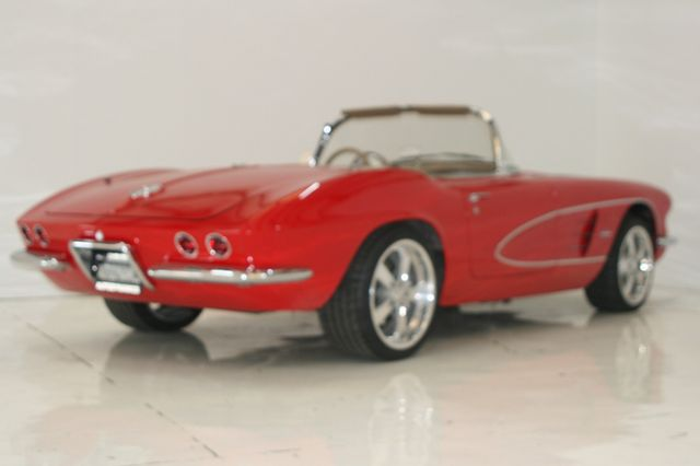 1961 Chevrolet CORVETTE Houston, Texas 11