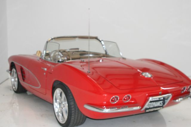 1961 Chevrolet CORVETTE Houston, Texas 23