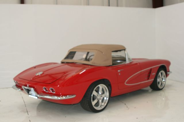 1961 Chevrolet CORVETTE Houston, Texas 25