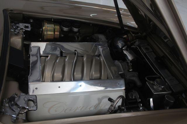 1961 Chevrolet CORVETTE Custom Restomod Houston, Texas 13