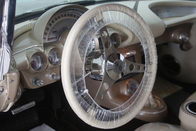 1961 Chevrolet CORVETTE Custom Restomod Houston, Texas 25