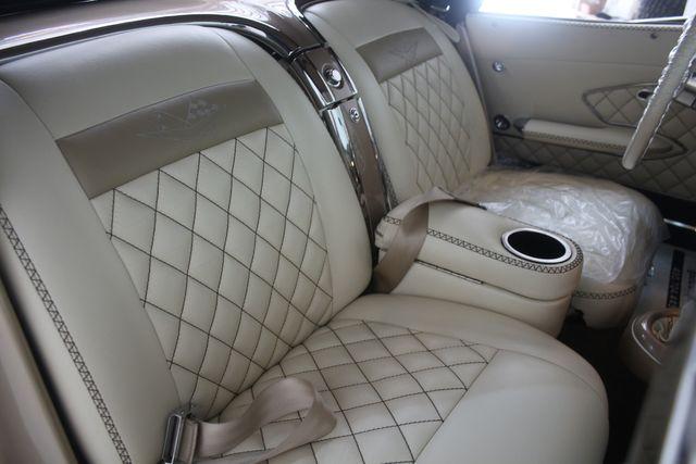 1961 Chevrolet CORVETTE Custom Restomod Houston, Texas 31