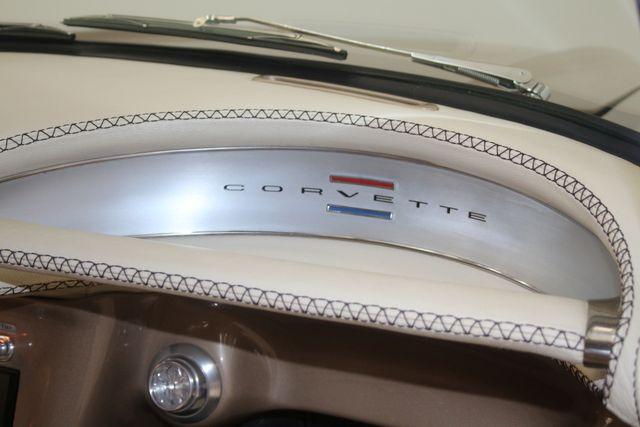 1961 Chevrolet CORVETTE Custom Restomod Houston, Texas 34