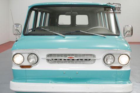 1961 Chevrolet GREENBRIAR RARE RESTORED MUST SEE! 2.4L FLAT 6 CYLINDER.(VIP) | Denver, CO | Worldwide Vintage Autos in Denver, CO