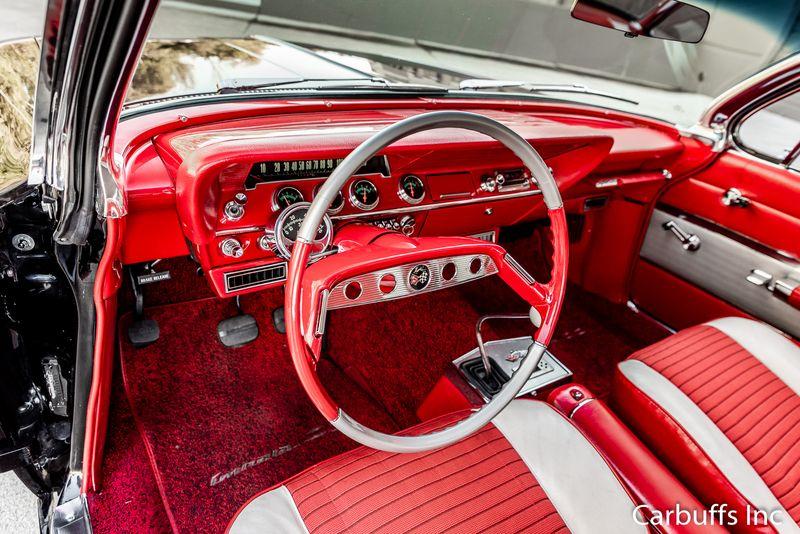1961 Chevrolet Impala    Concord, CA   Carbuffs in Concord, CA