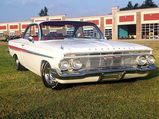 1961 Chevrolet IMPALA BUBBLETOP in Mustang, OK 73064