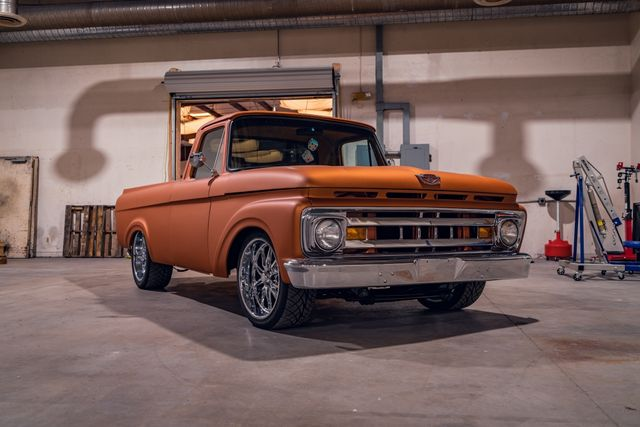 1961 Ford F100 Short bed Pick up