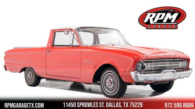 1961 Ford Falcon Ranchero with Upgrades in Dallas, TX 75229