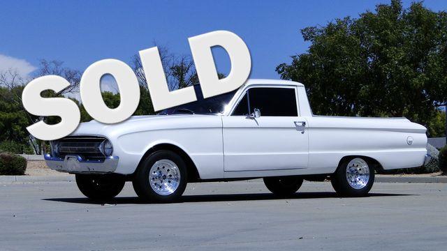 1961 Ford RANCHERO PICK UP Phoenix, Arizona