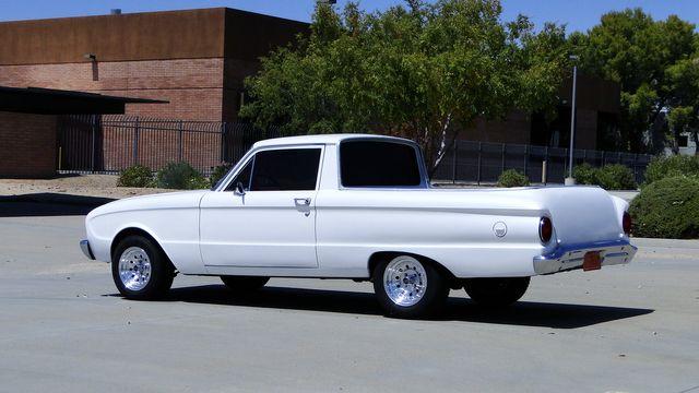 1961 Ford RANCHERO PICK UP Phoenix, Arizona 31