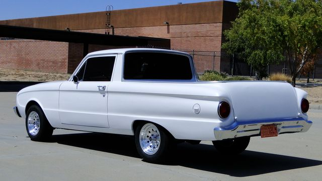 1961 Ford RANCHERO PICK UP Phoenix, Arizona 4