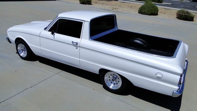 1961 Ford RANCHERO PICK UP Phoenix, Arizona 22