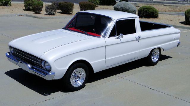 1961 Ford RANCHERO PICK UP Phoenix, Arizona 16
