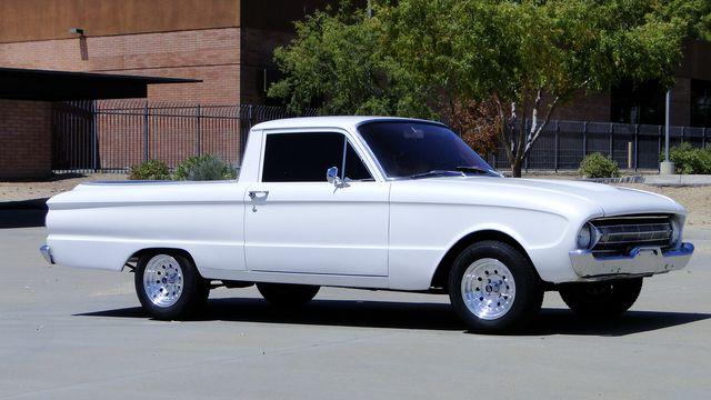 1961 Ford RANCHERO PICK UP Phoenix, Arizona 14