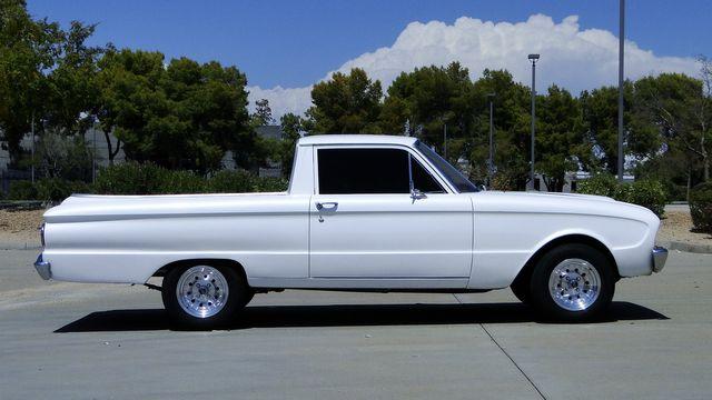 1961 Ford RANCHERO PICK UP Phoenix, Arizona 10