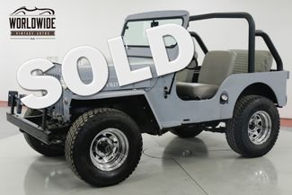 1961 Jeep WILLYS  in Denver CO
