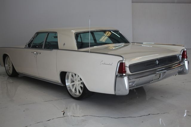 1961 Lincoln CONTINENTAL Suicide Door Houston, Texas 13