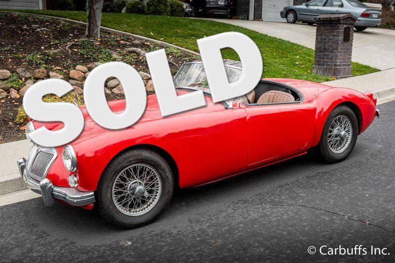 1961 Mga 1600    Concord, CA   Carbuffs