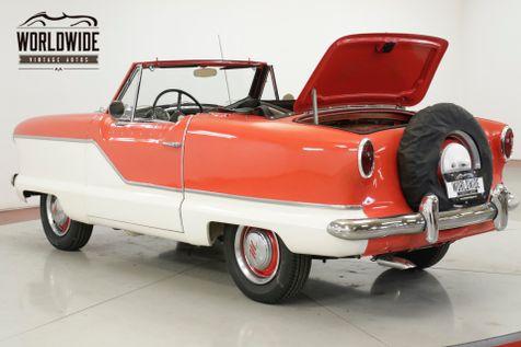 1961 Nash METROPOLITAN RARE 1961 MODEL YEAR 4 CYLINDER MANUAL | Denver, CO | Worldwide Vintage Autos in Denver, CO