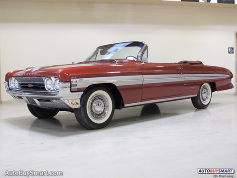 1961 Oldsmobile Starfire CONVERTIBLE in Las Vegas, NV