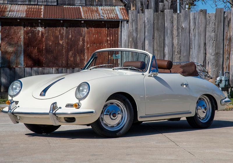 1961 Porsche 356  CABRIOLET   city TX  Dallas Motorsports  in Wylie, TX