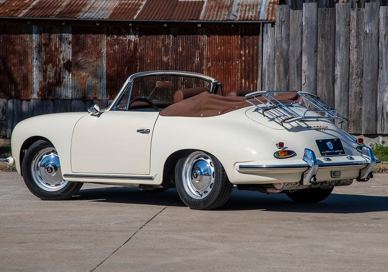 1961 Porsche 356  CABRIOLET   city TX  Dallas Motorsports  in Wylie, TX