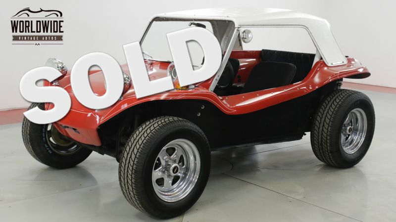 1961 Volkswagen DUNE BUGGY RARE WELL BUILT MANX STYLE 1914CC, UPGRADES  | Denver, CO | Worldwide Vintage Autos