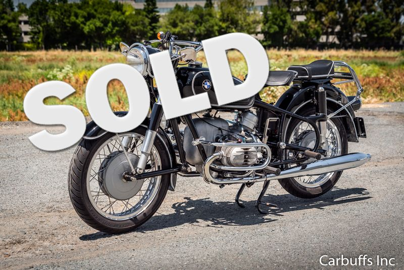 1962 BMW R60/2 Motorcycle   Concord, CA   Carbuffs