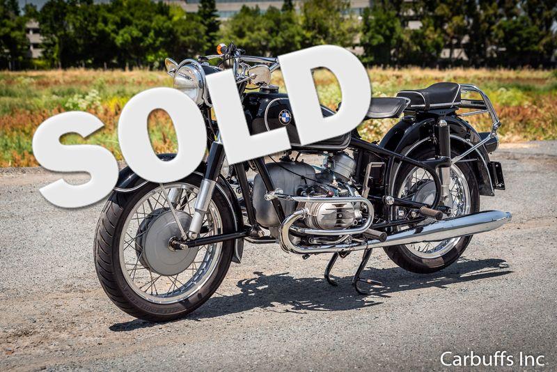 1962 BMW R60/2 Motorcycle | Concord, CA | Carbuffs