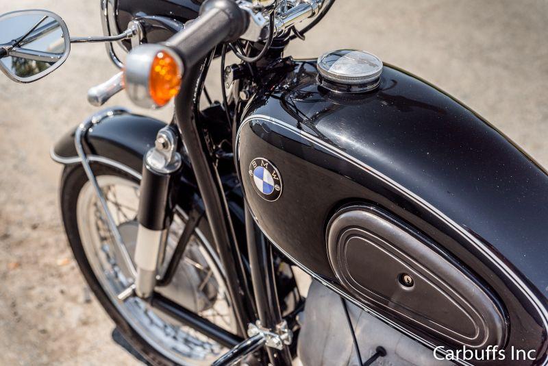 1962 BMW R60/2 Motorcycle   Concord, CA   Carbuffs in Concord, CA