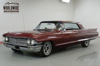 1962 Cadillac DEVILLE  390V8 AUTO POWER WINDOWS RARE.  (VIP) | Denver, CO | Worldwide Vintage Autos in Denver CO