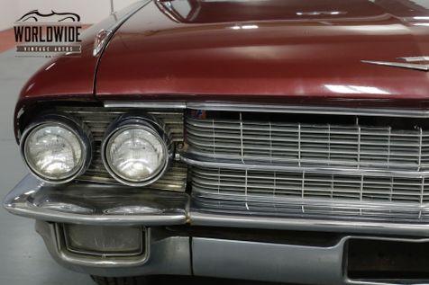 1962 Cadillac DEVILLE  390V8 AUTO POWER WINDOWS RARE.  (VIP) | Denver, CO | Worldwide Vintage Autos in Denver, CO
