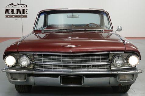 1962 Cadillac DEVILLE  390V8 AUTOMATIC POWER WINDOWS EXCELLENT | Denver, CO | Worldwide Vintage Autos in Denver, CO