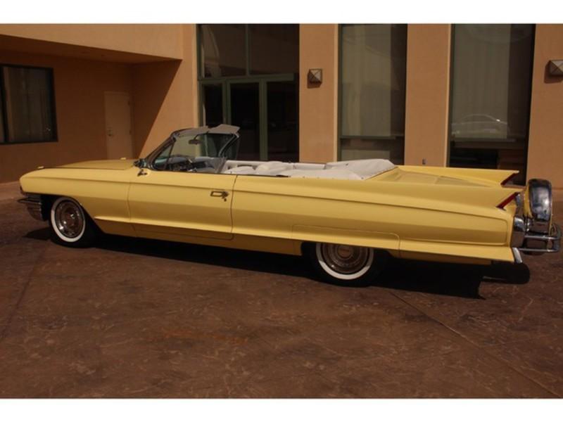 1962 Cadillac Deville   in Las Vegas, NV