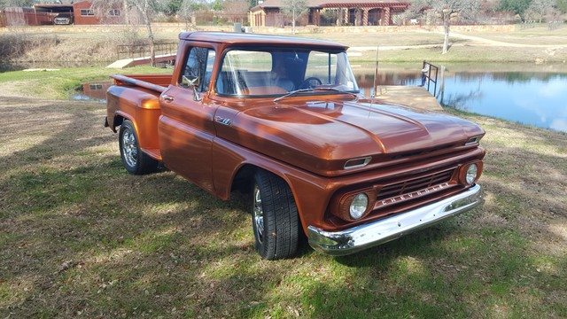 1962 Chevrolet C-10 Liberty Hill, Texas