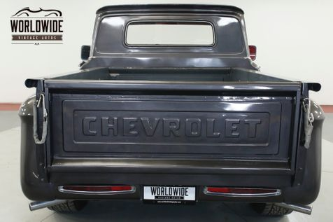 1962 Chevrolet C10 RESTORED SUPERCHARGED PB AUTOMATIC | Denver, CO | Worldwide Vintage Autos in Denver, CO