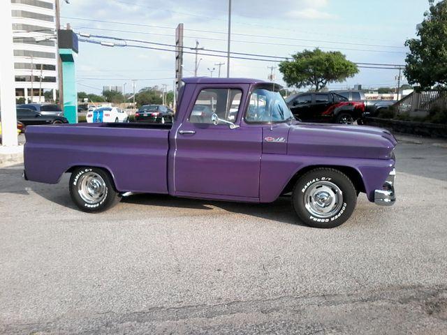 1962 Chevrolet C10 Short Bed Big Window San Antonio, Texas 1