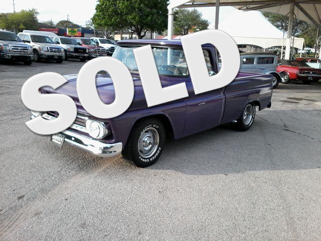 1962 Chevrolet C10 Short Bed Big Window San Antonio, Texas 0
