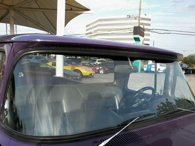 1962 Chevrolet C10 Short Bed Big Window San Antonio, Texas 12