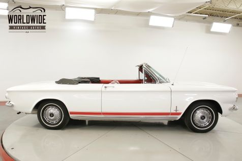 1962 Chevrolet CORVAIR  CONVERTIBLE READY FOR SUMMER | Denver, CO | Worldwide Vintage Autos in Denver, CO