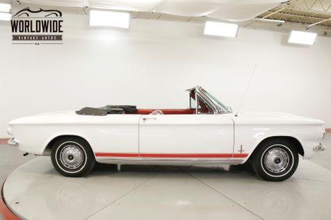 1962 Chevrolet CORVAIR  CONVERTIBLE READY FOR SUMMER   Denver, CO   Worldwide Vintage Autos in Denver, CO
