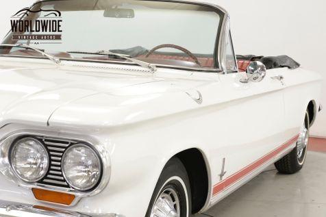 1962 Chevrolet CORVAIR  CONVERTIBLE READY FOR SUMMER | Denver, CO | Worldwide Vintage Autos in Denver, CO
